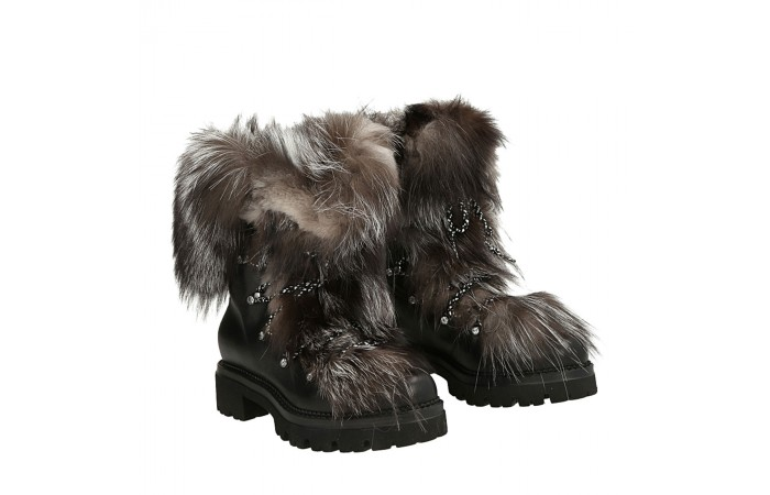 Silver fox Laia hiking boots