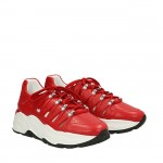 Sneakers Roundup rossa