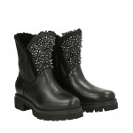 Snow boot Laia vitello nero