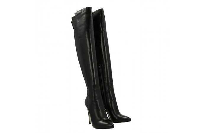 Over the knee aida boots