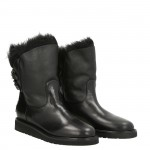 Bella Bimba black snow boot