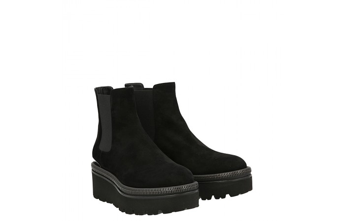 Glade creepers black suede