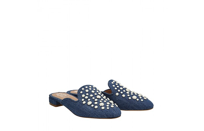 Jeans Pam mules