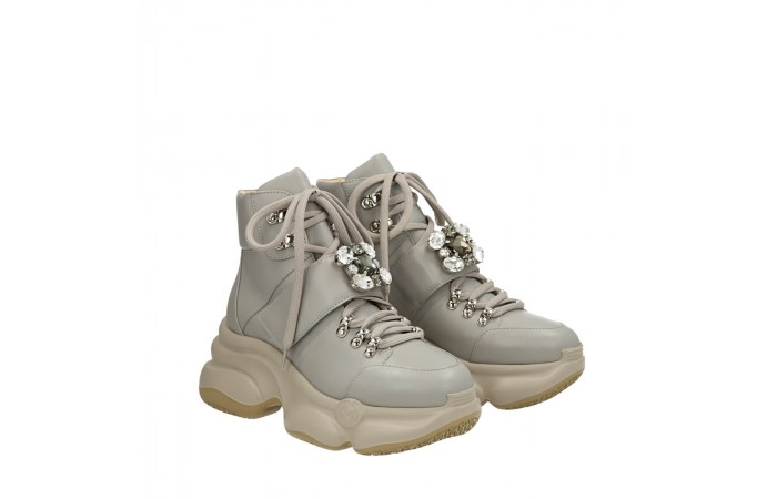 Half boots Ugly sneakers