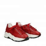 Sneakers Roundup color rosso